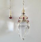 Dowsing pendulum for games of chance